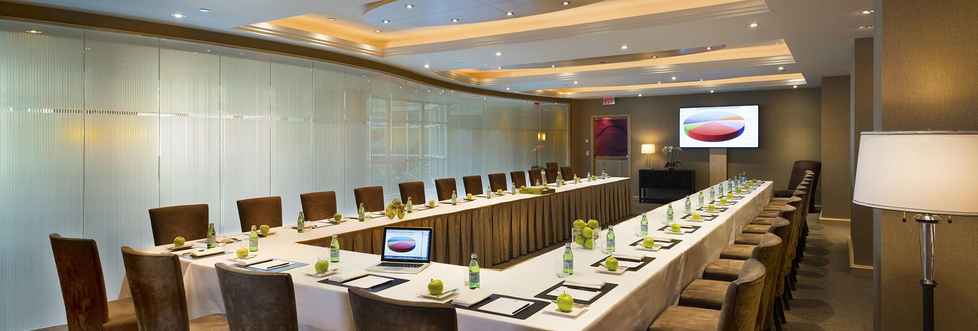 Meetings Parties Event Catering Soho Metropolitan Hotel Toronto